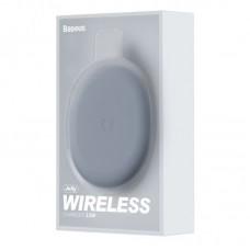 Беспроводная зарядка Baseus Jelly wireless charger 15W (WXGD-01) - Black