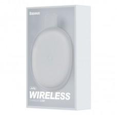 Беспроводная зарядка Baseus Jelly wireless charger 15W (WXGD-02) - White