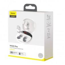 Беспроводные наушники Baseus Encok True Wireless Earphones WM01 Plus (NGWM01P-02) - White