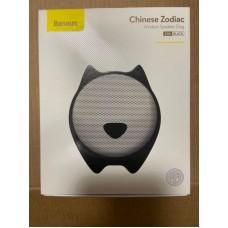 Колонка Baseus Q Chinese Zodiac Wireless Speaker-Dog E06 (NGE06-A01) - Black