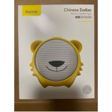 Колонка Baseus Q Chinese Zodiac Wireless Speaker-Tiger E06 (NGE06-A0Y) - Light Yellow