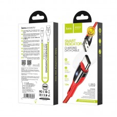 Кабель hoco U89 Safeness charging data cable for Type-C - Red