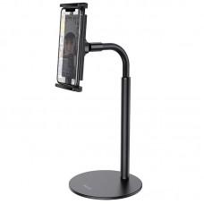 Настольная подставка hoco PH30 Soaring series metal desktop stand - Black