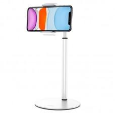 Настольная подставка hoco PH28 Soaring metal desktop stand - White