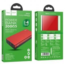 Power Bank hoco J66A Fountain (20000mAh) - Red