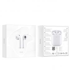 Беспроводные наушники hoco ES49 Original series TWS wireless headset - White