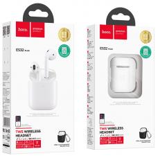 Беспроводные наушники hoco ES32 Plus Original series TWS wireless headset - White