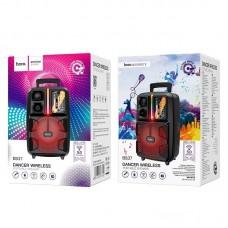 Колонка hoco BS37 Dancer outdoor wireless speaker - Black