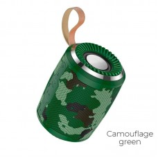 Колонка hoco BS39 Cool sports wireless speaker - Camouflage Green