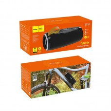 Колонка hoco BS38 Cool freedom sports wireless speaker - Black