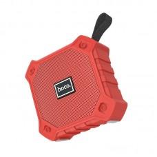 Колонка hoco BS34 Wireless sports speaker - Red