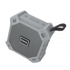Колонка hoco BS34 Wireless sports speaker - Gray