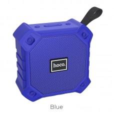 Колонка hoco BS34 Wireless sports speaker - Blue
