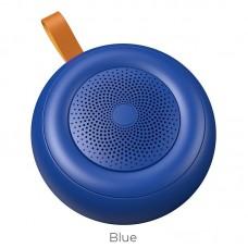 Колонка Borofone BR10 Joyful shine sports wireless speaker - Blue