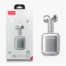 Наушники беспроводные Joyroom JR-T03S - Silver