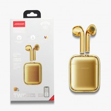 Наушники беспроводные Joyroom JR-T03S - Gold
