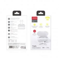 Наушники беспроводные Joyroom JR-T09 - White
