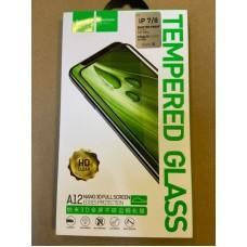 Защитное стекло hoco Nano 3D full screen edges protection tempered glass for iPhone 7/8 (A12) - Black
