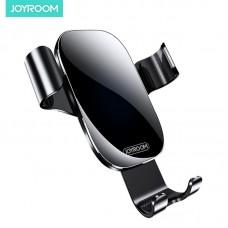 """Держатель для телефона Joyroom JR-ZS198""""Air outlet"""" - Black"""