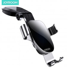 """Держатель для телефона Joyroom JR-ZS198 """"Instrument panel"""" - Black"""