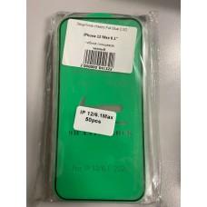 "Защитное стекло ""ceramics anti-shock film"" для Iphone 12 Pro Max"