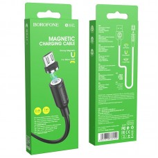 Кабель Borofone Micro-USB BX41 Amiable - Black