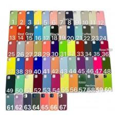 Чехол Silicone Case для Iphone 12 Mini- 45