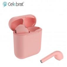 Наушники беспроводные Celebrat W10 - Pink