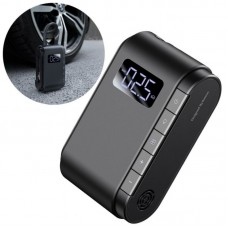 Компрессор Baseus Dynamic Eye Inflator Pump (CRCQB03-01) - Black