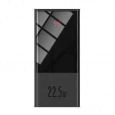 Power Bank Baseus Super mini digital Display power bank 10000mAh 22.5W (PPMN-A01) - Black
