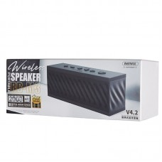 Колонка Remax portable wireless speaker RB-M3 - Black