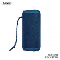 Колонка REMAX Star Series outdoor wireless speaker RB-M28 pro - Blue