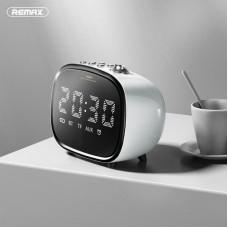 Колонка REMAX Alarm Bluetooth Speaker RB-M52 - White