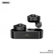 Наушники REMAX Wireless headset TWS-21 - Black