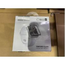 Защитное стекло hoco для Apple Watch Series 4 curved high-definition silk screen tempered glass (40mm)