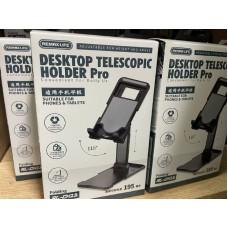 Держатель для телефона REMAX LIFE Desktop Telescopic Holder RL-CH15 - Black