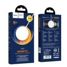 Беспроводная зарядка hoco CW29 Magnetic 15W - White