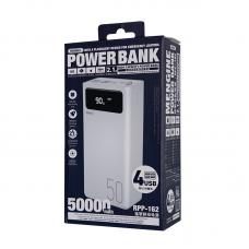 Power Bank Remax Mengine RPP-162 50000mah - White