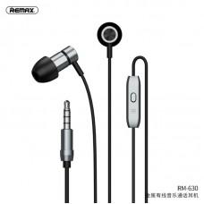 Наушники REMAX HD headphone RM-630 - Tarnish