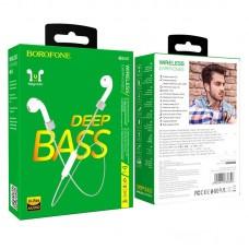 Беспроводные наушники Borofone BE50 King song - White