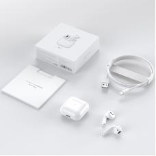 Беспроводные наушники Borofone BE46 MINI ENJOY - White