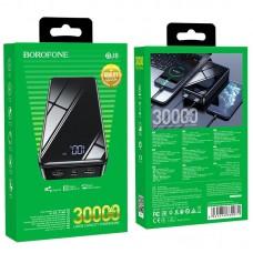 Power Bank Borofone BJ8 Extreme 30000mAh - Black