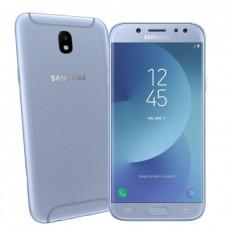 Защитное стекло Full Glue для Samsung J7 2017 - Black