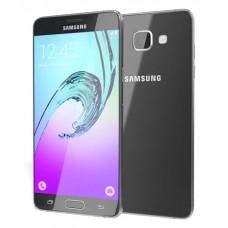 Защитное стекло Full Glue для Samsung A510 - Black
