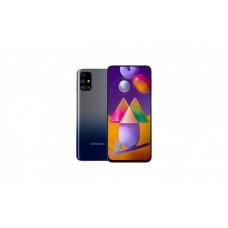 Защитное стекло Full Glue для Samsung M31S - Black