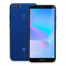 Защитное стекло Full Glue для Huawei Y6 2018 - Black