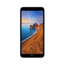 Защитное стекло Full Glue для Xiaomi Redmi 7 - Black