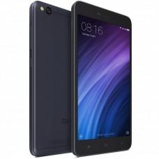 Защитное стекло Full Glue для Xiaomi Redmi 4A - Black