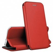 Чехол Книжка для Samsung S20+ - Красный