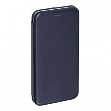 Чехол Книжка для Samsung note 10+ - Темно-Синий